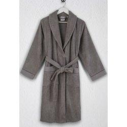 Махровый халат Irya Roya gri серый