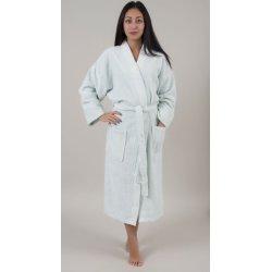 Женский махровый халат Deco Bianca 52001 V1 mint ментоловый S/M