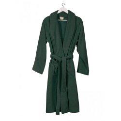 Халат махровый Irya Ritsa K.Yesil темно-зеленый