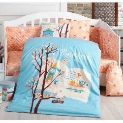 Детское постельное белье Hobby Dream Clock блакитний
