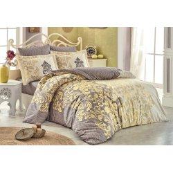 Фланелевое постельное бельё Mirella капучино