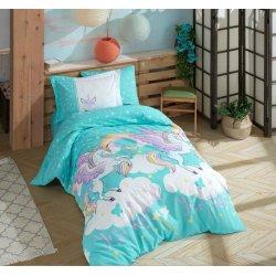 Детское постельное белье Hobby Magical аква