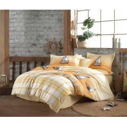 Детское постельное белье Hobby Maritim желтый