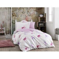 Детское постельное белье Hobby Mia розовый