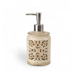 Дозатор для жидкого мыла Irya Freda bej