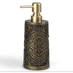 Дозатор для жидкого мыла Irya Lane bronz