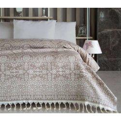 Покрывало на кровать Irya 240*250 Kerry beige