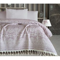 Покрывало 240*250 Kerry lilac
