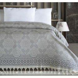 Покрывало на кровать Irya 240*250 Rosetta grey
