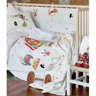 Детское постельное белье Circus в кроватку