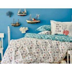 Подростковое постельное белье Karaca Home Deep