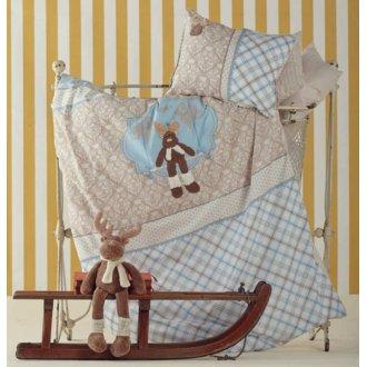 Детское постельное белье Deer Mavi в кроватку