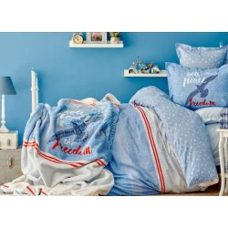 Подростковое постельное белье Karaca Home Freedom