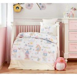 Детский набор в кроватку Happy 2019-2