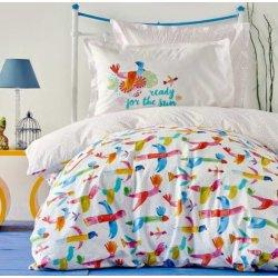 Подростковое постельное белье Karaca Home Paloma
