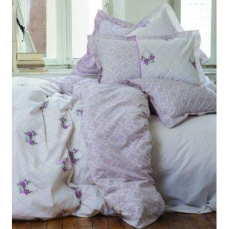 Постельное бельё Karaca Home ранфорс Alisse розовый