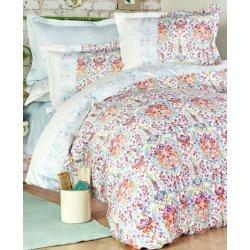 Элитное постельное бельё Karaca Home сатин Diandra евро