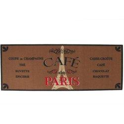 Коврик для ног Cooky Cafe Eiffel 50х125