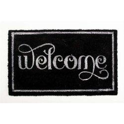 Коврик для ног 40*75 Koko Siyah Welcome