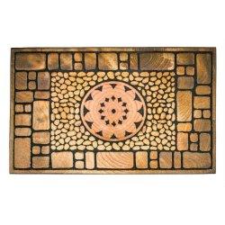 Коврик придверный 45*75 Mozaik Notre Dame