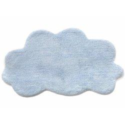 Коврик в детскую комнату 50х80 Cloud Mavi