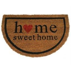 Коврик для ног Koko Y. Home Sweet Home Kalp Cer 33х60