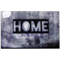 Коврик придверный IzziHome Ola 35х55 Antrasit Home