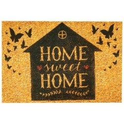 Коврик придверный IzziHome 40*60 Peppina Kapi Home Sweet Home