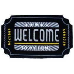 Коврик для ног Italyan Kokardo Welcome Home 40х70