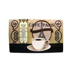 Коврик для ног универсальный COMFORT EKO 45*75 см CAFE PARIS