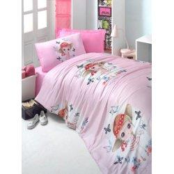 Детское постельное белье Candy girl розовый
