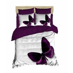 Постельное бельё 3Д Purple Dream