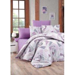 Комплект постельного белья Montana васильковый