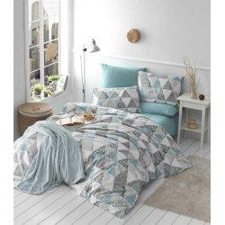 Комплект постельного белья Piramit серый