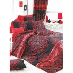 Комплект постельного белья Osmanli красный