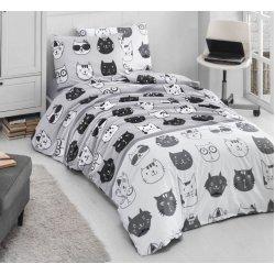 Постельное белье 4 сезона LightHouse Lovely Cats