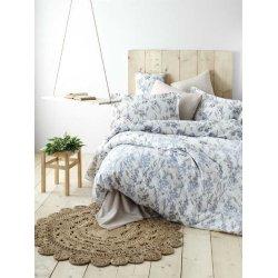 Комплект постельного белья Ohrid голубой