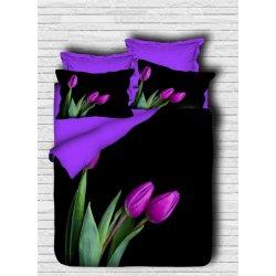 Постельное бельё 3Д Royal Tulip