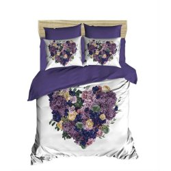 Постельное бельё 3Д Violette