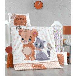 Комплект в кроватку Mouse and Cat