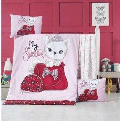 Комплект в кроватку Tiny Cat