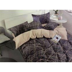 Подростковое постельное белье сатин Графика Moon Love ST362
