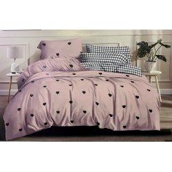 Подростковое постельное белье сатин Прелесть Moon Love ST338