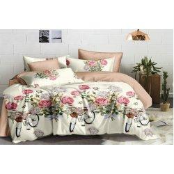 Подростковое постельное белье сатин Ницца Moon Love ST348