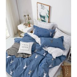 Комплект постельного белья сатин Novita 20005