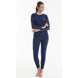 Женская пижама Yoors Star Y2019AW0127 синяя