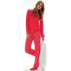 Женская пижама U.S. Polo Assn 15110 коралловая