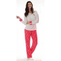Женская пижама U.S. Polo Assn 15110 молочная