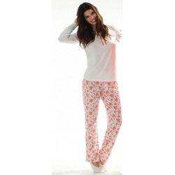 Женская пижама U.S. Polo Assn 15116 молочная