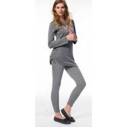 Женская пижама U.S. Polo Assn 15515 антрацит